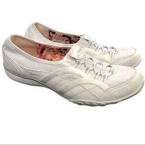 Skechers Memory Foam Slip On Sneakers, 10